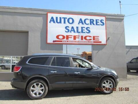 2008 Buick Enclave for sale at Auto Acres in Billings MT