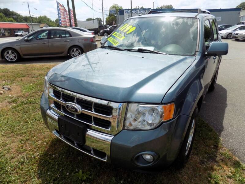 2011 Ford Escape for sale at Pro-Motion Motor Co in Lincolnton NC