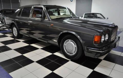 1990 Bentley Turbo R for sale at Podium Auto Sales Inc in Pompano Beach FL