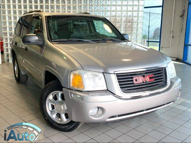 2004 GMC Envoy for sale at iAuto in Cincinnati OH