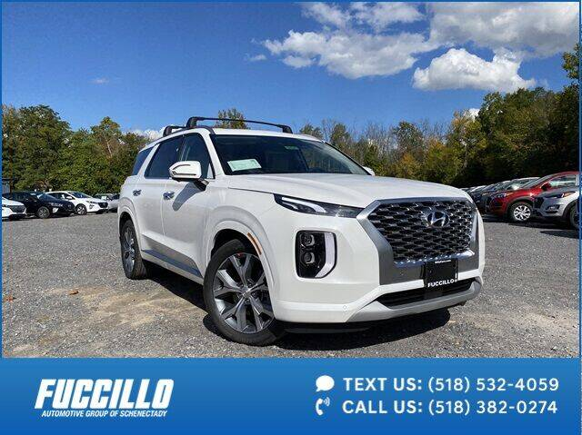 2021 Hyundai Palisade for sale in Schenectady, NY