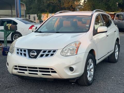 2011 Nissan Rogue for sale at Lamar Auto Sales in North Charleston SC