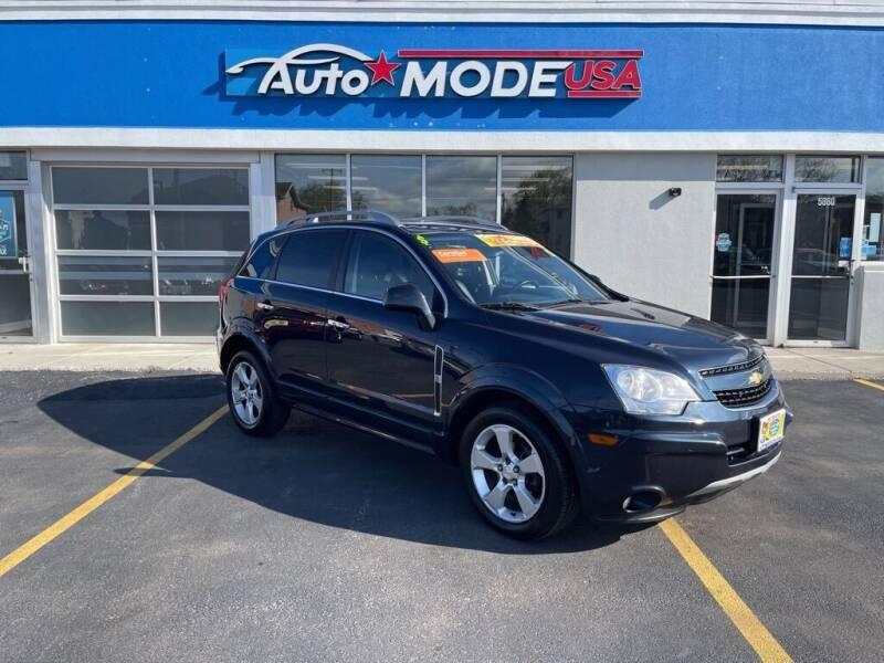 2014 Chevrolet Captiva Sport for sale at AUTO MODE USA-Monee in Monee IL