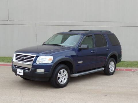 2007 Ford Explorer for sale at CROWN AUTOPLEX in Arlington TX