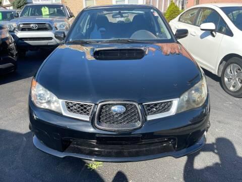 2006 Subaru Impreza for sale at White River Auto Sales in New Rochelle NY