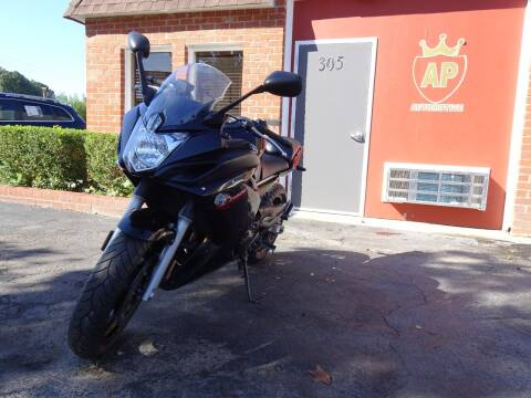 2011 Yamaha FZ6R for sale at AP Automotive in Cary NC