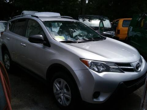 2013 Toyota RAV4 for sale at Drive Deleon in Yonkers NY