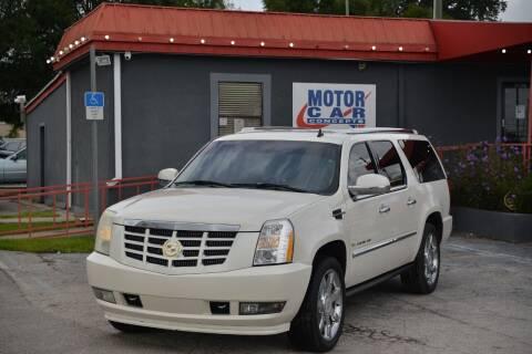 2007 Cadillac Escalade ESV for sale at Motor Car Concepts II - Kirkman Location in Orlando FL