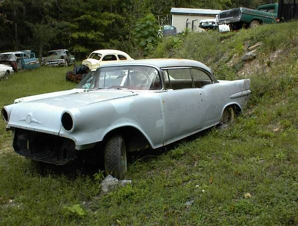 1957 Pontiac Super Chief for sale at Haggle Me Classics in Hobart IN
