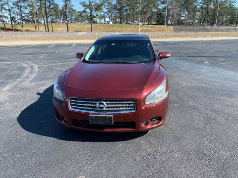 2009 Nissan Maxima for sale at SELECT AUTO SALES in Mobile AL