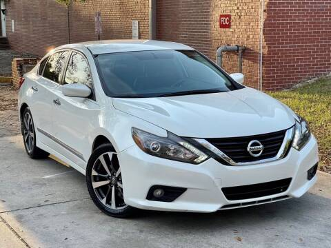 2016 Nissan Altima for sale at Unique Motors of Tampa in Tampa FL