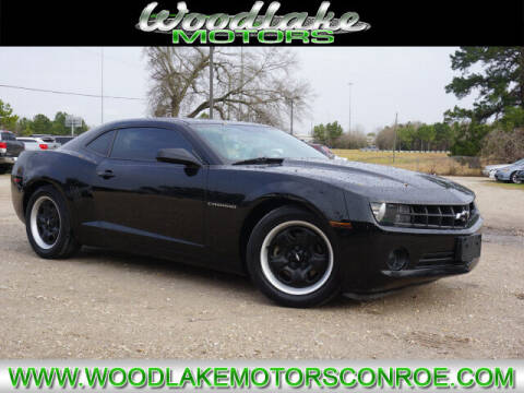 2011 Chevrolet Camaro for sale at WOODLAKE MOTORS in Conroe TX