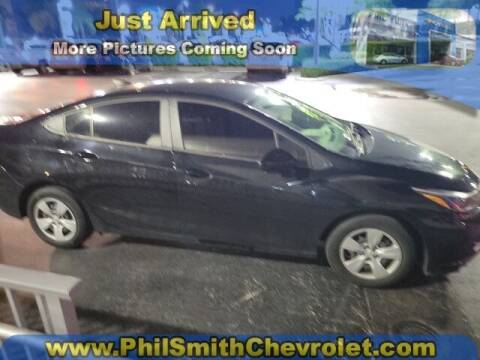 2018 Chevrolet Cruze for sale at PHIL SMITH AUTOMOTIVE GROUP - Phil Smith Chevrolet in Lauderhill FL