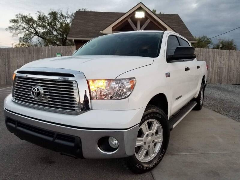 2011 Toyota Tundra for sale at Farha Used Cars in Wichita KS