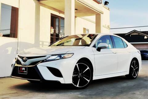 2018 Toyota Camry for sale at Fastrack Auto Inc in Rosemead CA