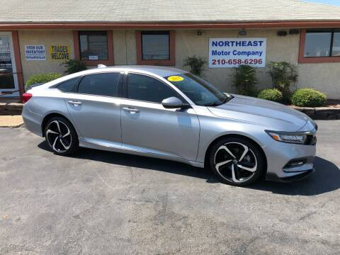 2018 Honda Accord for sale at Northeast Motor Company in Universal City TX