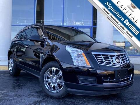 2014 Cadillac SRX for sale at Southern Auto Solutions - Georgia Car Finder - Southern Auto Solutions - Capital Cadillac in Marietta GA