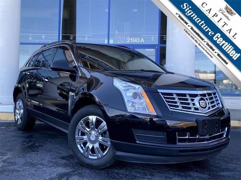 2014 Cadillac SRX for sale at Capital Cadillac of Atlanta in Smyrna GA