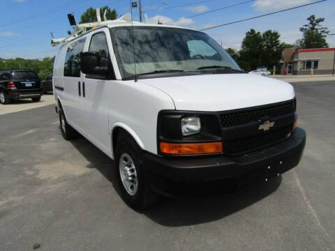 2011 Chevrolet Express Cargo for sale at Complete Auto Center , Inc in Raleigh NC