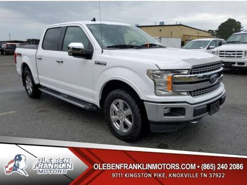 2019 Ford F-150 for sale at Ole Ben Franklin Motors Clinton Highway in Knoxville TN
