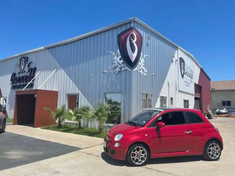 2013 FIAT 500 for sale at Barrett Auto Gallery in San Juan TX