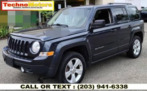 2014 Jeep Patriot for sale at Techno Motors in Danbury CT