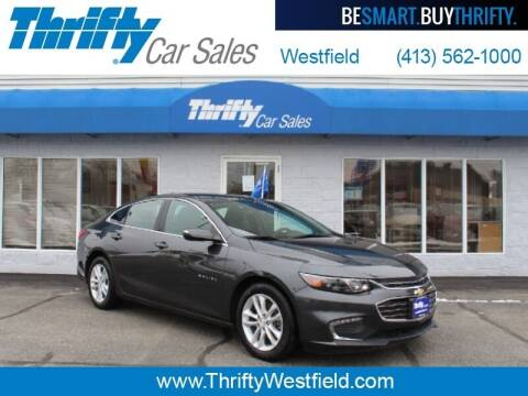 2017 Chevrolet Malibu for sale at Thrifty Car Sales Westfield in Westfield MA