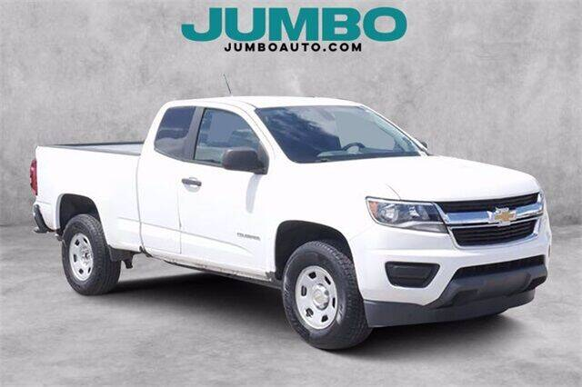 2015 Chevrolet Colorado for sale at Jumbo Auto & Truck Plaza in Hollywood FL