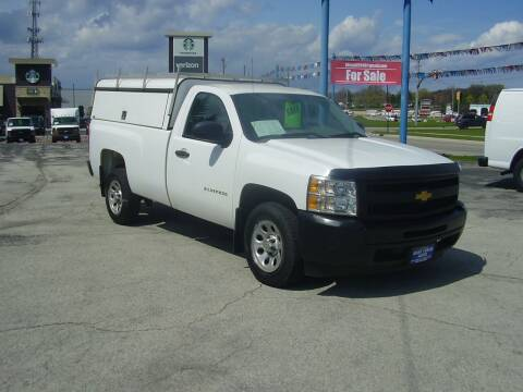 2013 Chevrolet Silverado 1500 for sale at East Town Auto in Green Bay WI