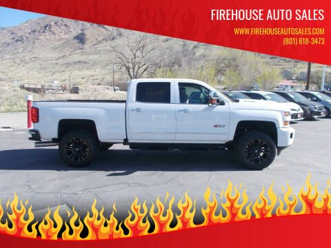 2019 Chevrolet Silverado 3500HD for sale at Firehouse Auto Sales in Springville UT