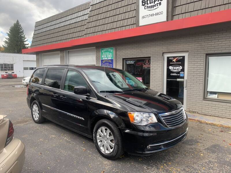 2013 Chrysler Town and Country for sale at Townline Motors in Cortland NY