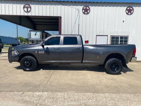 2016 RAM Ram Pickup 3500 for sale at Circle T Motors INC in Gonzales TX