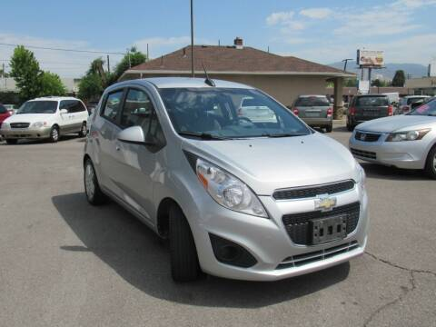 2015 Chevrolet Spark for sale at Crown Auto in South Salt Lake UT