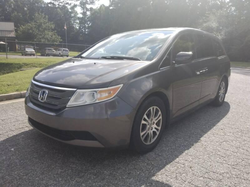 2012 Honda Odyssey for sale at Final Auto in Alpharetta GA