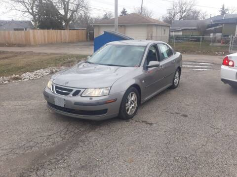 2006 Saab 9-3 for sale at Flag Motors in Columbus OH