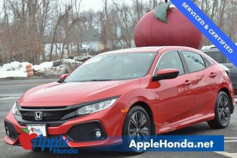 2018 Honda Civic for sale at APPLE HONDA in Riverhead NY