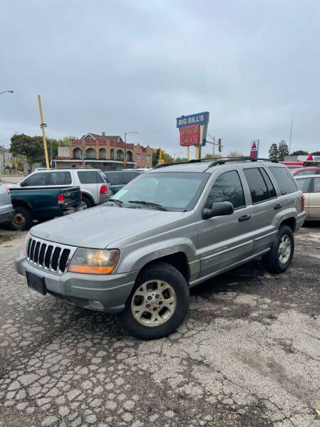 2000 Jeep Grand Cherokee for sale at Big Bills in Milwaukee WI