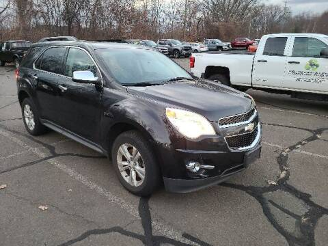 2014 Chevrolet Equinox for sale at BETTER BUYS AUTO INC in East Windsor CT