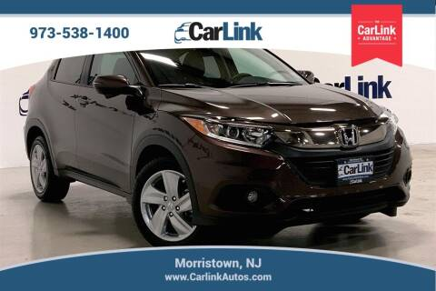 2019 Honda HR-V for sale at CarLink in Morristown NJ