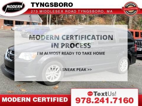 2014 Dodge Grand Caravan for sale at Modern Auto Sales in Tyngsboro MA