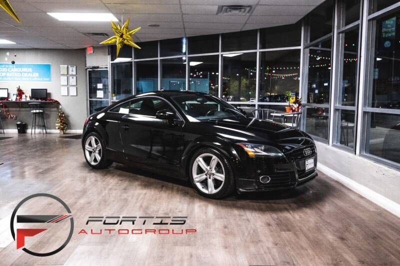 2011 Audi TT for sale at Fortis Auto Group in Las Vegas NV