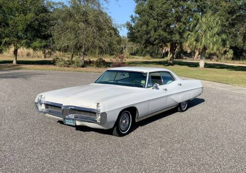 1967 Pontiac Bonneville for sale at P J'S AUTO WORLD-CLASSICS in Clearwater FL