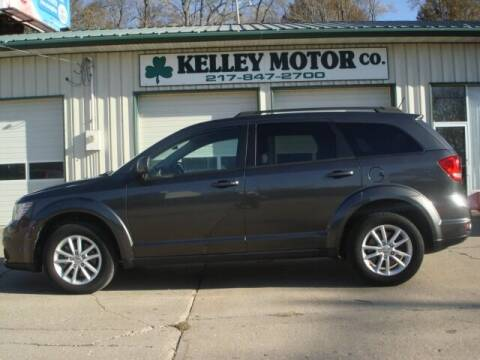 2016 Dodge Journey for sale at Kelley Motor Co. in Hamilton IL