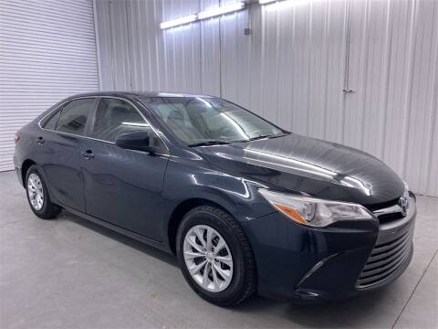 2017 Toyota Camry for sale at JOE BULLARD USED CARS in Mobile AL