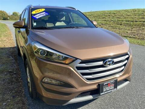 2017 Hyundai Tucson for sale at Mr. Car LLC in Brentwood MD