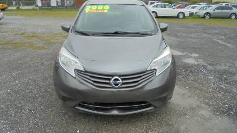 2016 Nissan Versa Note for sale at Auto Mart - Moncks Corner in Moncks Corner SC