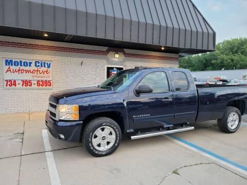 2012 Chevrolet Silverado 1500 for sale at Motor City Automotive of Michigan in Flat Rock MI