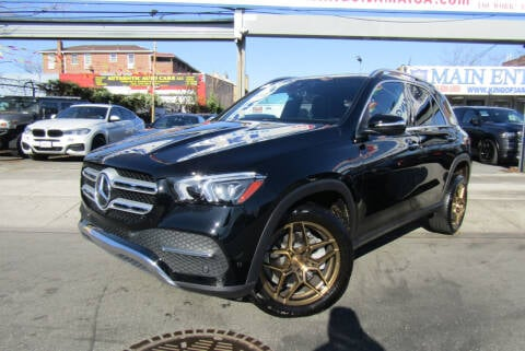 2020 Mercedes-Benz GLE for sale at MIKEY AUTO INC in Hollis NY