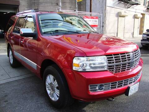 2008 Lincoln Navigator for sale at Discount Auto Sales in Passaic NJ