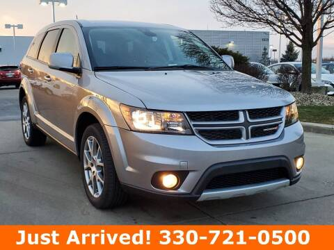 2018 Dodge Journey for sale at Ken Ganley Nissan in Medina OH
